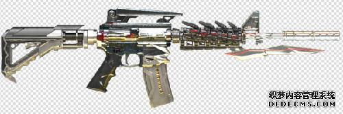 CF新版本生化死神M4A1死神多少钱?M4A1死神属性一览